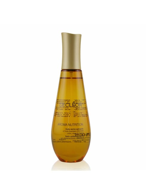Decleor Women's For Normal To Dry Skin Aroma Nutrition Satin Softening Oil Body, Face & Hair Body Care Set