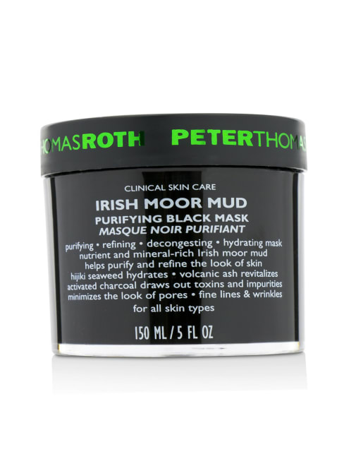 Peter Thomas Roth Women's Irish Moor Mud Purifying Black Mask