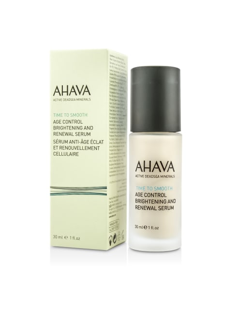 Ahava Women's Time To Smooth Age Control Brightening And Renewal Serum