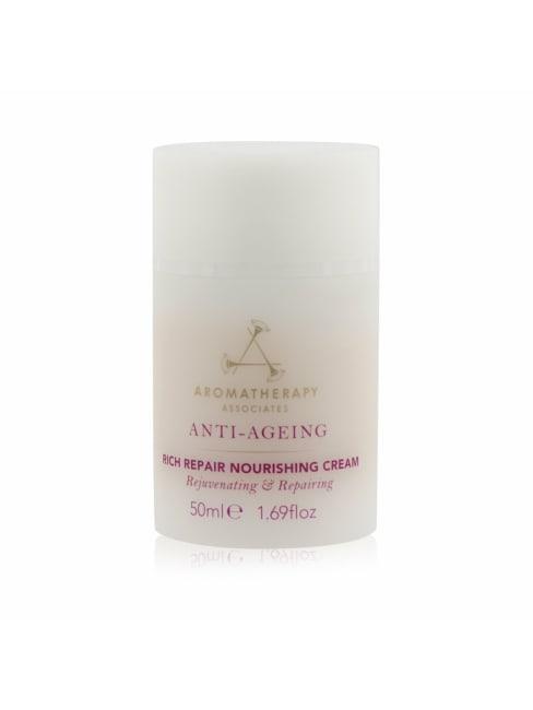 Aromatherapy Associates Men's Anti-Ageing Rich Repair Nourshing Cream Balms & Moisturizer