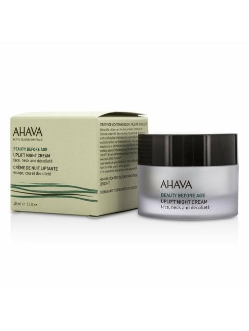 Ahava Men's Beauty Before Age Uplift Night Cream Balms & Moisturizer