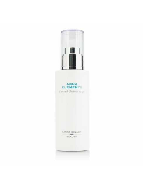 Laura Geller Men's Aqua Elements Thermal Cleansing Gel Face Cleanser