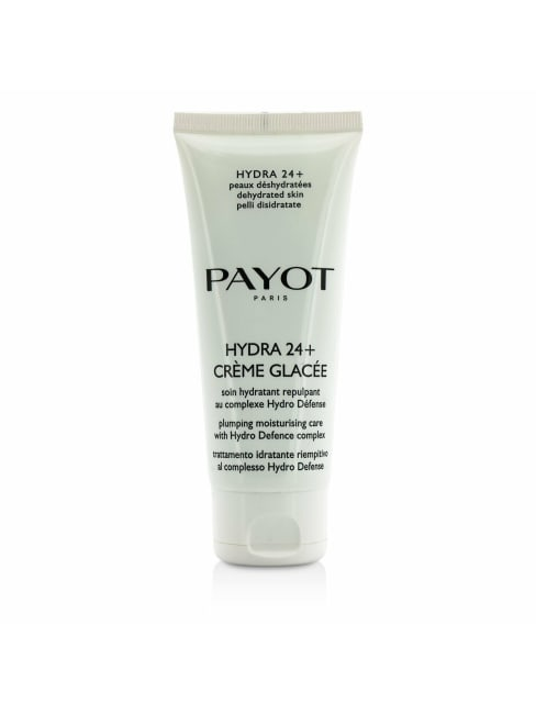 Payot Men's For Dehydrated, Normal To Dry Skin (Salon Size) Hydra 24+ Creme Glacee Plumpling Moisturizing Care Balms & Moisturizer