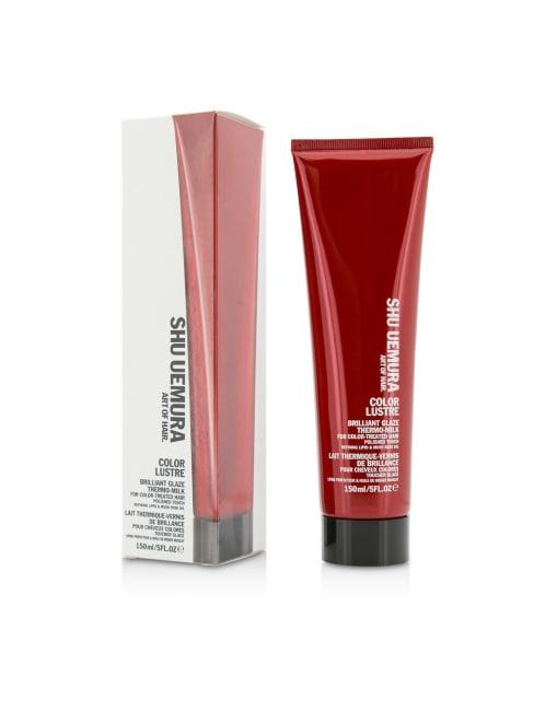 Shu Uemura Men's Color Lustre Brilliant Glaze Thermo-Milk Hair & Scalp Treatment