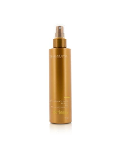 Academie Women's Oil Free Spray For Sun Intolerant Skin Spf 50+ Body Sunscreen