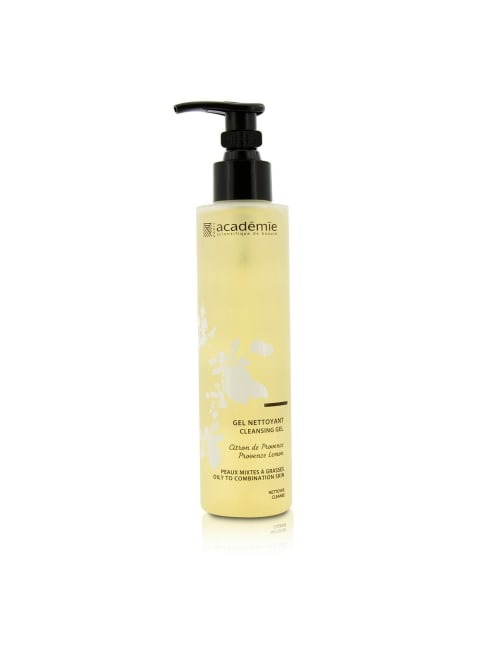 Academie Women's For Oily To Combination Skin Aromatherapie Cleansing Gel Face Cleanser