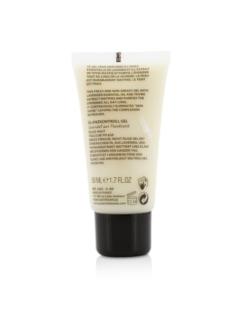 Academie Men's For Oily Skin Aromatherapie Shine Control Gel Balms & Moisturizer