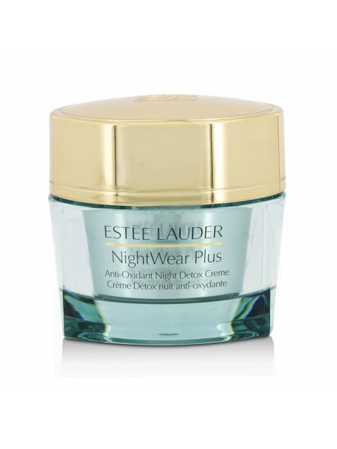 Estee Lauder Men's Nightwear Plus Anti-Oxidant Night Detox Creme Balms & Moisturizer