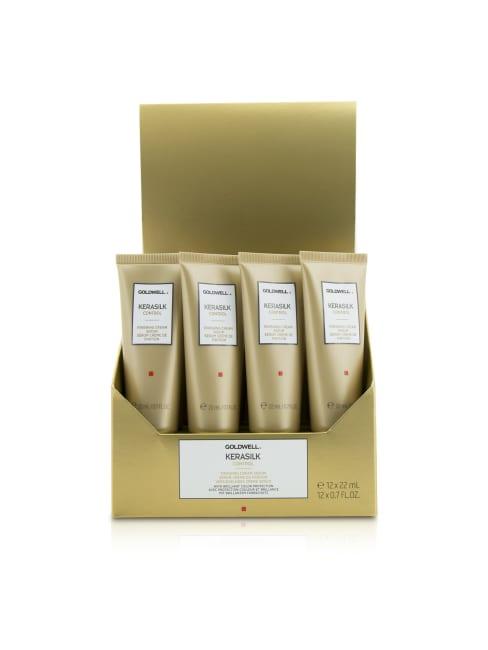 Goldwell Women's Kerasilk Control Finishing Cream Serum