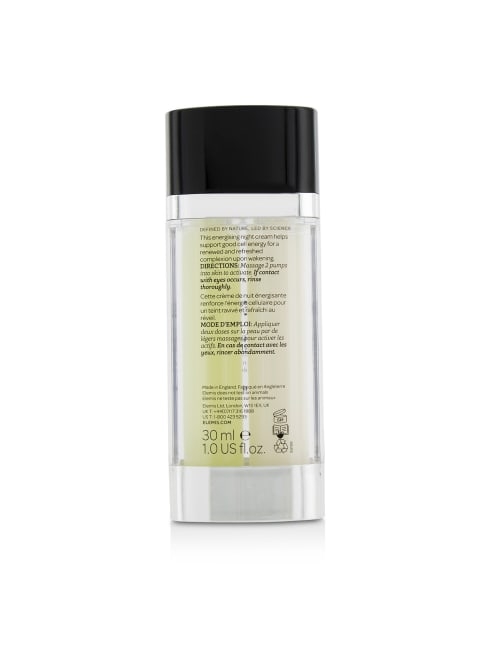 Elemis Men's Biotec Skin Energising Night Cream Balms & Moisturizer