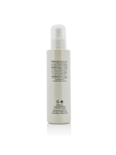 3Lab Women's Perfect Cleansing Gel Face Cleanser