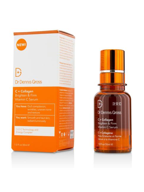 Dr Dennis Gross Women's C + Collagen Brighten & Firm Vitamin Serum