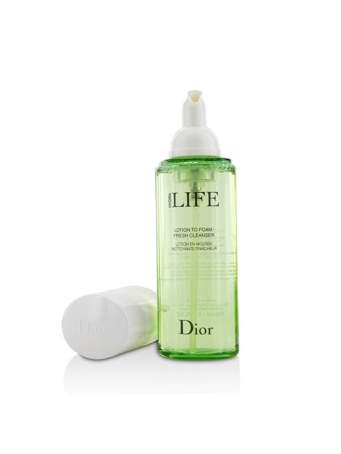 Christian Dior Women's Fresh Cleanser Hydra Life Lotion To Foam Face