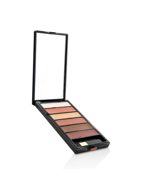 L'oreal Women's Color Riche Lip Palette Matte Brush Set
