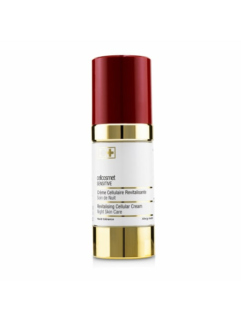Cellcosmet & Cellmen Men's Sensitive Night Cellular Cream Balms Moisturizer