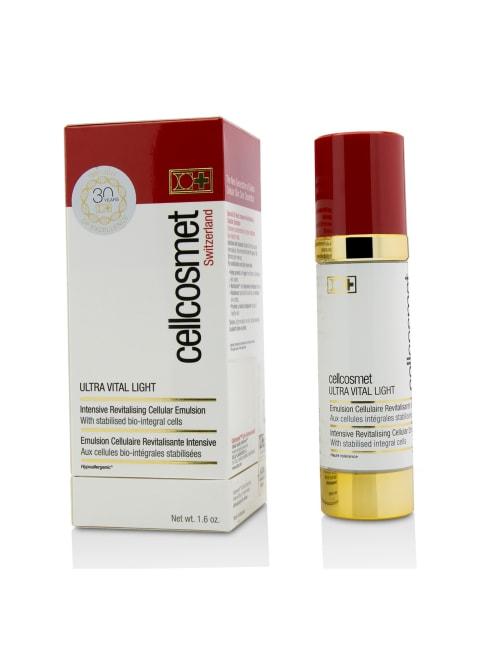 Cellcosmet & Cellmen Men's Ultra Vital Light Intensive Revitalising Cellular Emulsion Balms Moisturizer