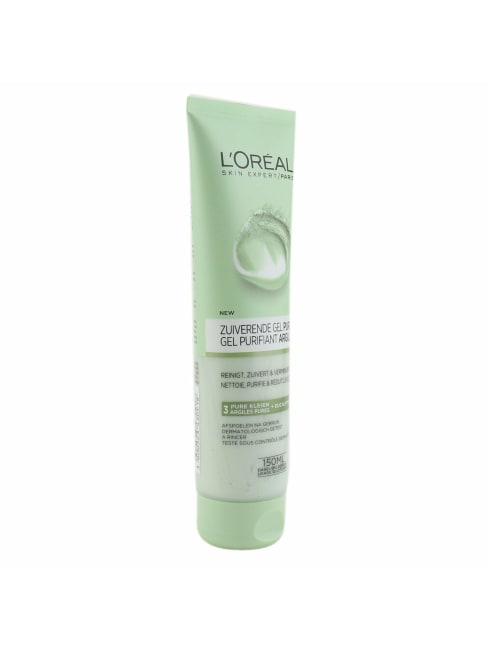 L'oreal Women's Purify & Mattify Skin Expert Pure-Clay Cleanser Face