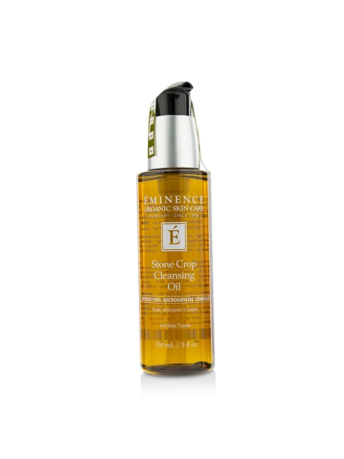 Eminence Women's Stone Crop Cleansing Oil Face Cleanser