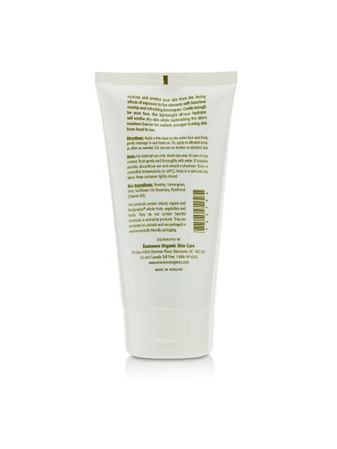 Eminence Men's Rosehip & Lemongrass Soothing Hydrator For Face Body Balms Moisturizer