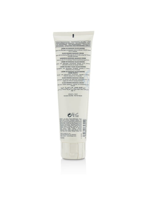 Thalgo Men's Soin Fondamental De La Mer Oligo-Marine Massage Cream Balms & Moisturizer