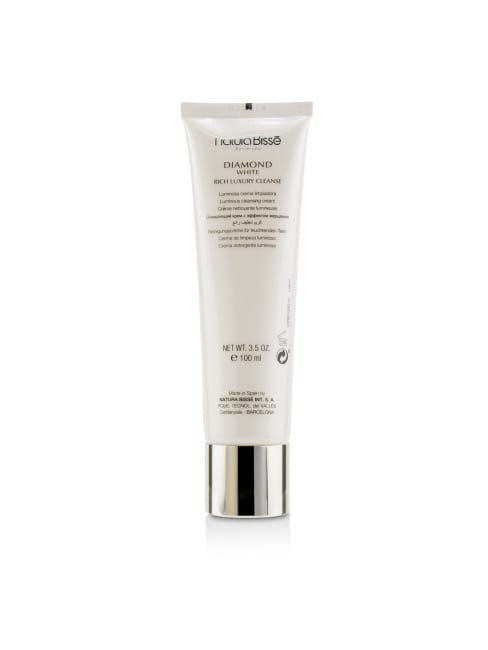 Natura Bisse Women's Diamond White Rich Luxury Cleanse Face Cleanser