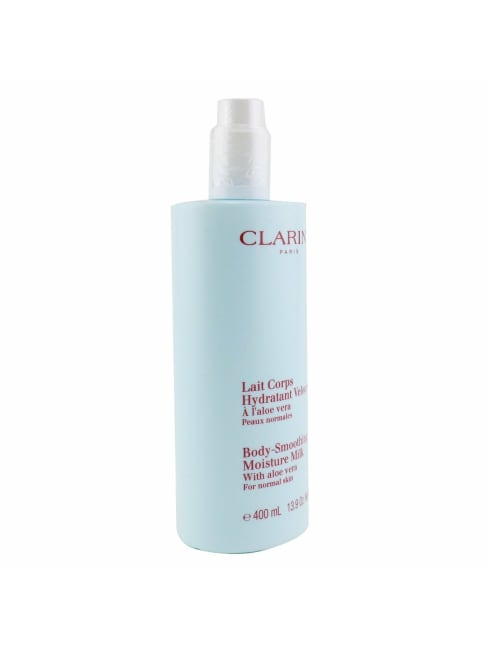 Clarins Women's For Normal Skin Body-Smoothing Moisture Milk With Aloe Vera Body Care Set