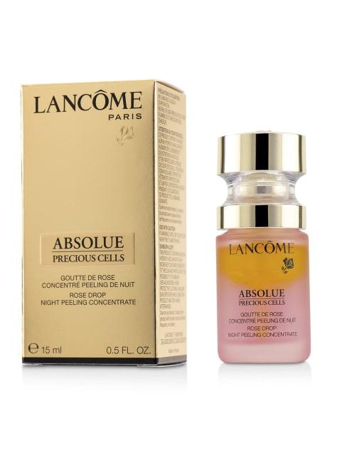Lancome Men's Absolue Precious Cells Rose Drop Night Peeling Concentrate Balms & Moisturizer