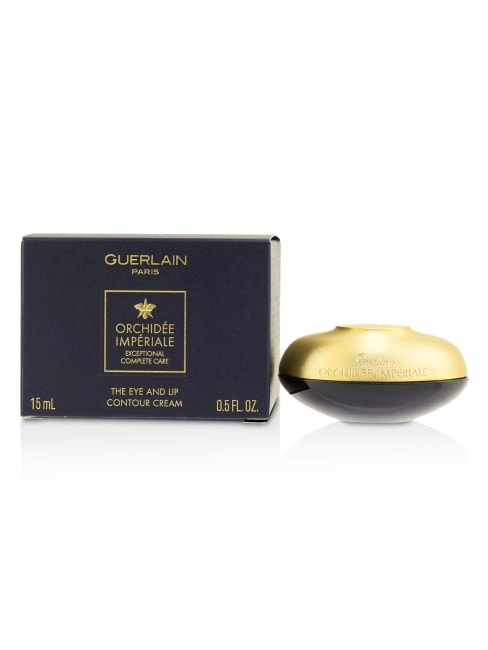 Guerlain Women's Orchidee Imperiale Exceptional Complete Care The Eye & Lip Contour Cream Gloss