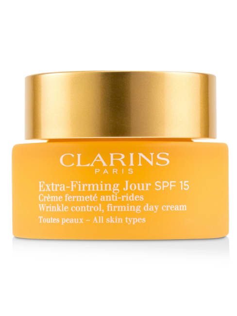 Clarins Men's All Skin Types Extra-Firming Jour Wrinkle Control, Firming Day Cream Spf 15 Balms & Moisturizer