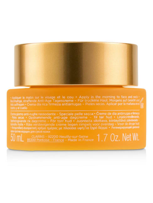 Clarins Men's For Dry Skin Extra-Firming Jour Wrinkle Control, Firming Day Rich Cream Balms & Moisturizer