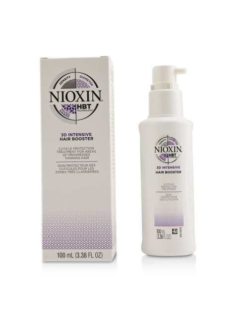Nioxin Men's 3D Intensive Hair Booster & Scalp Treatment