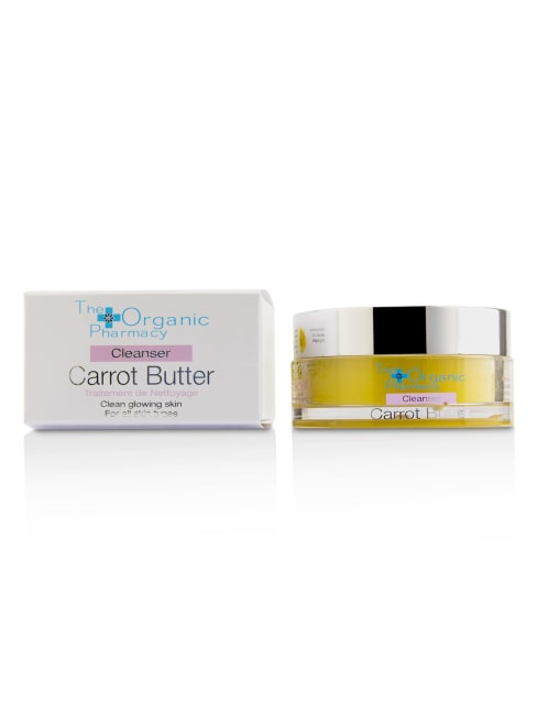 The Organic Pharmacy Women's Carrot Butter Cleanser Face