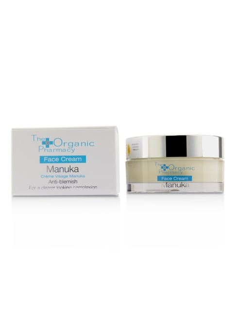 The Organic Pharmacy Men's Anti-Blemish Manuka Face Cream Balms & Moisturizer