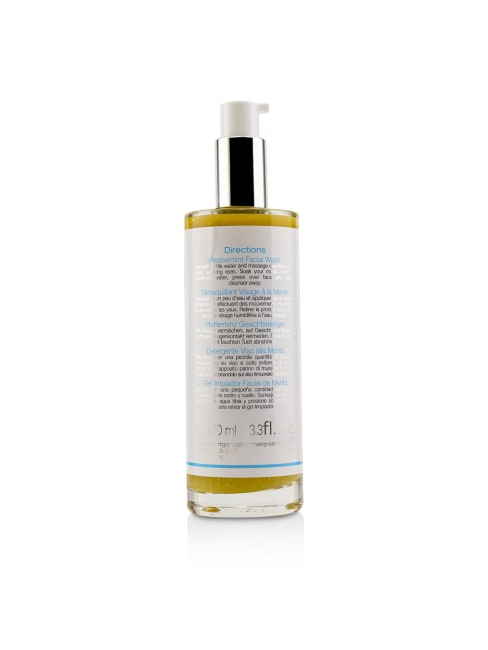 The Organic Pharmacy Women's For Blemished Skin Peppermint Facial Wash Face Cleanser
