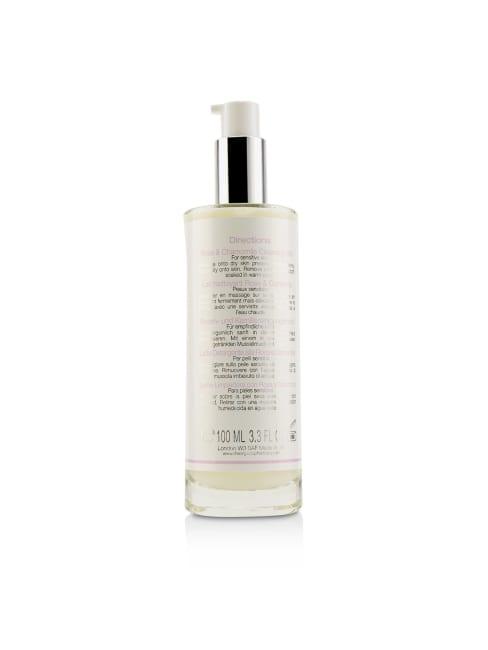 The Organic Pharmacy Women's For Sensitive Skin Rose & Chamomile Cleansing Milk Face Cleanser