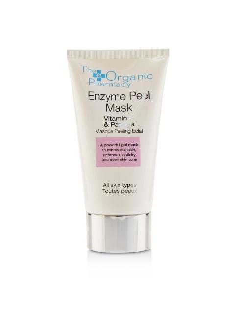 The Organic Pharmacy Women's Enzyme Peel Mask With Vitamin C & Papaya Exfoliator