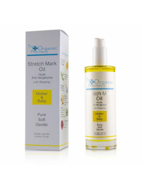 The Organic Pharmacy Women's For Mothers & Mothers-To-Be Stretch Mark Oil Body Care Set