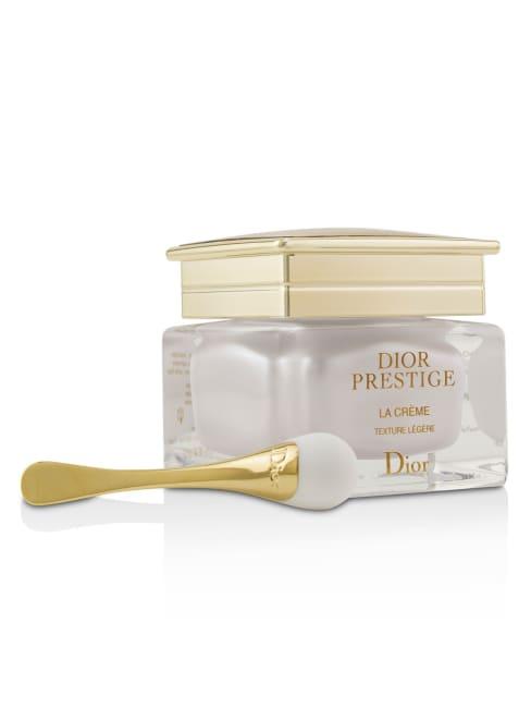 Christian Dior Men's Prestige La Creme Exceptional Regenerating And Perfecting Light Balms & Moisturizer