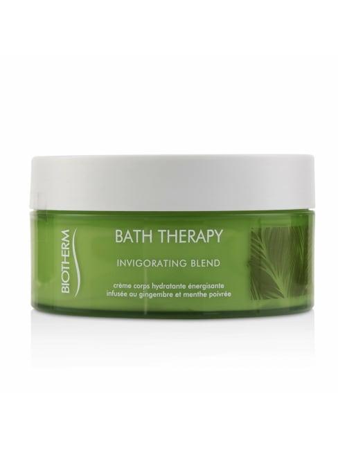 Biotherm Women's Bath Therapy Invigorating Blend Body Hydrating Cream Care Set