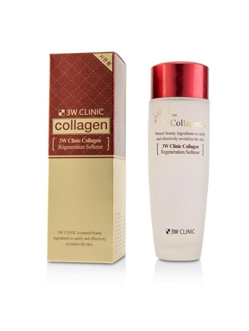 3W Clinic Women's Collagen Regeneration Softener Face Toner