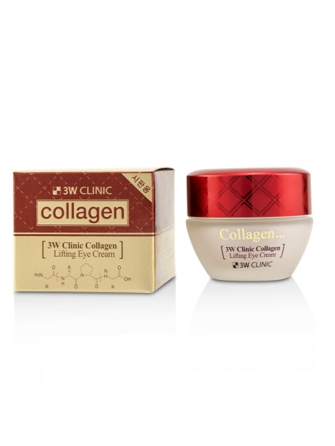 3W Clinic Women's Collagen Lifting Eye Cream Gloss