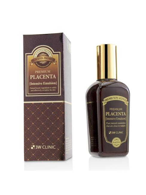 3W Clinic Men's Premium Placenta Intensive Emulsion Balms & Moisturizer