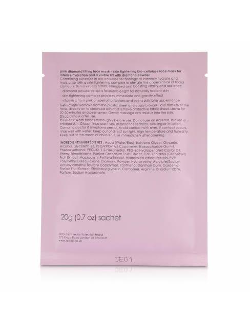 Rodial Women's Pink Diamond Lifting Face Mask