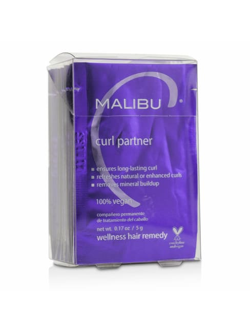 Malibu C Men's Curl Partner Wellness Hair Remedy & Scalp Treatment