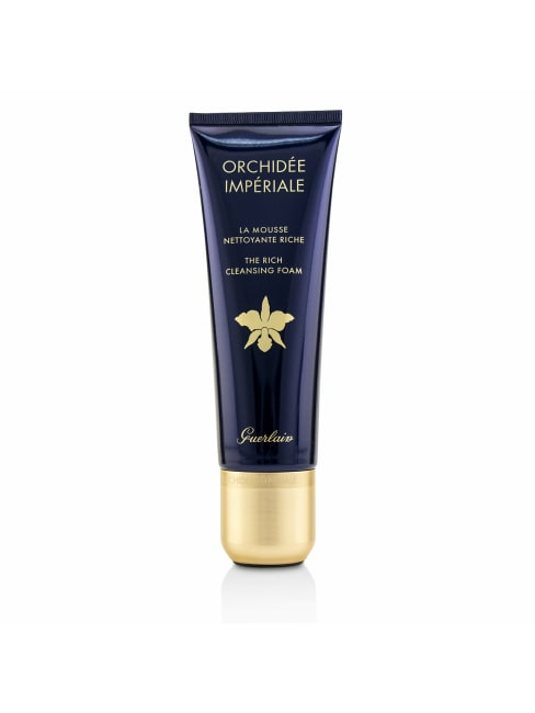 Guerlain Women's Orchidee Imperiale Exceptional Complete Care The Rich Cleansing Foam Face Cleanser