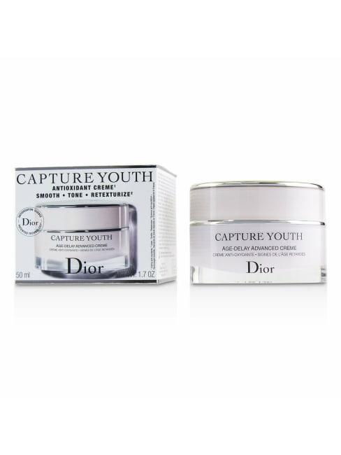Christian Dior Men's Capture Youth Age-Delay Advanced Creme Balms & Moisturizer