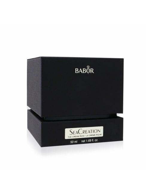 Babor Men's Seacreation The Cream Rich Balms & Moisturizer