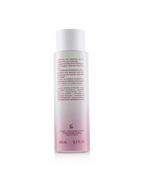 Clarins Men's White Plus Pure Translucency Brightening Aqua Treatment Lotion Face Toner