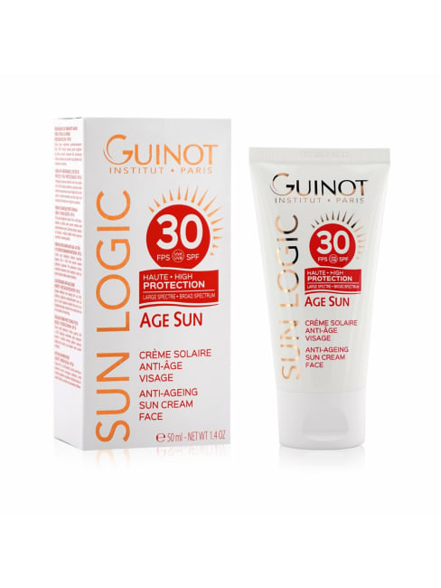 Guinot Women's Sun Logic Age Anti-Ageing Cream For Face Spf 30 Self-Tanners & Bronzer