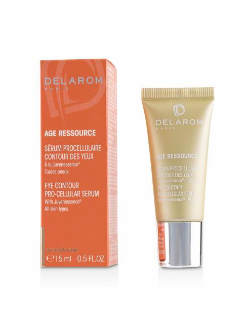 Delarom Women's Age Ressource Eye Contour Pro-Cellular Serum Gloss